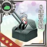 8cm High-angle Gun