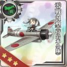 Zero Fighter Model 21 (w/ Iwamoto Flight)