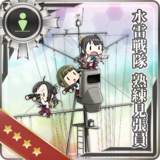 Torpedo Squadron Skilled Lookouts