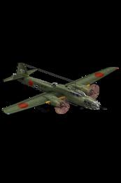 Equipment Item Type 4 Heavy Bomber Hiryuu (Skilled).png