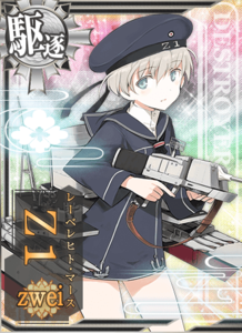 Z1 Zwei Card