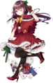 Kisaragi Full Christmas 2020 Damaged.png