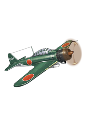 Equipment Item Zero Fighter Model 52C (601 Air Group).png