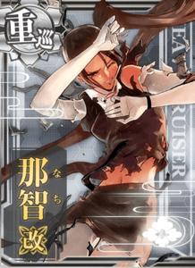 Nachi Kai Damaged Card