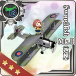 Swordfish Mk.II (Skilled)