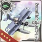 Swordfish Mk.III Kai (Seaplane Model)