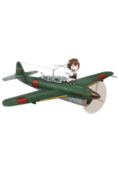 Equipment Full Suisei Model 12 (634 Air Group w Type 3 Cluster Bombs).png
