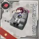 12.7cm Twin Gun Mount Model B Kai 2