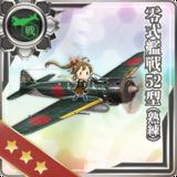 Type 0 Fighter Model 52 (Skilled)