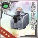 5inch Single Gun Mount Mk.30 Kai