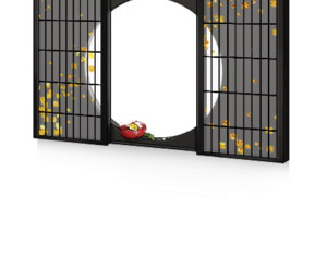 Late Autumn high-grade Japanese-style window.png