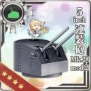 5inch Twin Gun Mount Mk.28 mod.2