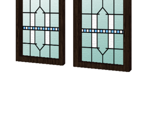 Stylish barred window.png