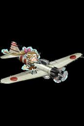 Equipment Full Type 0 Fighter Model 21 (Skilled).png