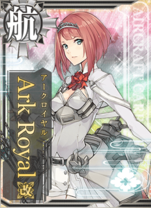 Ark Royal Kai Card
