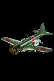 Equipment Full Type 0 Fighter Model 63 (Fighter-bomber).png