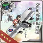 Swordfish Mk.III (Skilled)