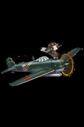 Equipment Full Shiden Kai (343 Air Group) 301st Fighter Squadron.png
