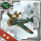 Type 0 Fighter Model 52