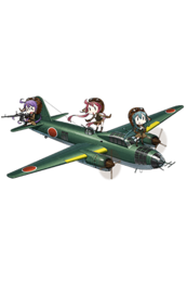 Equipment Full Type 1 Land-based Attack Aircraft Model 22A.png