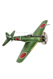 Equipment Item Type 1 Fighter Hayabusa Model II (64th Squadron).png