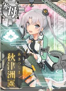 Akitsushima Kai Card