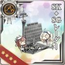 SK + SG Radar