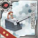 120mm/50 Twin Gun Mount