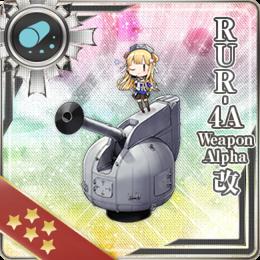 Equipment Card RUR-4A Weapon Alpha Kai.png