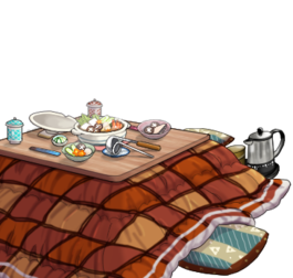 Prematurely evacuated Kotatsu.png