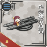 53cm Twin Torpedo Mount