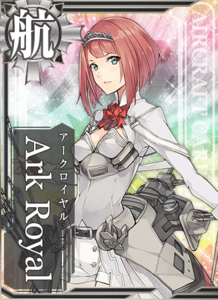 Ark Royal Card