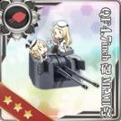 QF 4.7inch Gun Mk.XII Kai