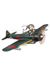 Equipment Full Zero Fighter Model 62 (Fighter-bomber Iwai Squadron).png
