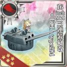 16inch Mk.I Triple Gun Mount Kai + FCR Type 284