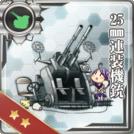 25mm Twin Autocannon Mount