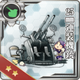 25mm Twin Autocannon Mount